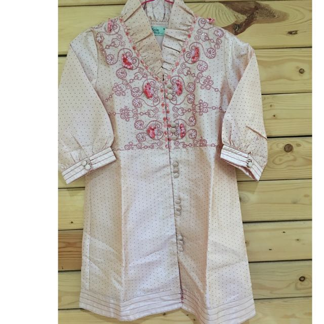Baju Lebaran Anak Sole Mio Kids