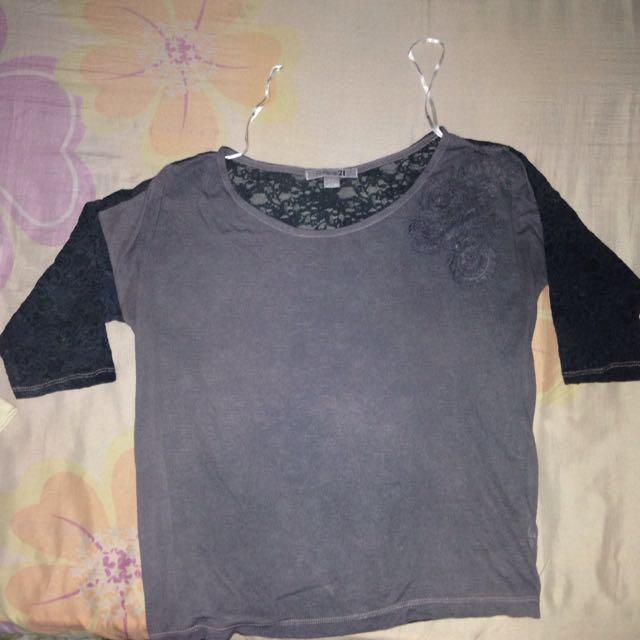 baju wanita F21