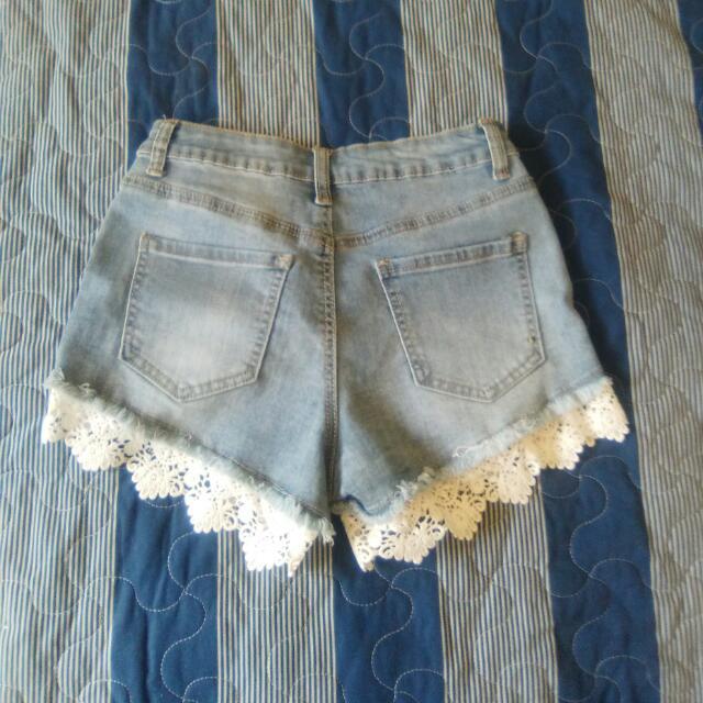 Bn Denim Shorts