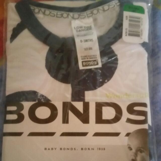 Bonds Size 000 Zippy