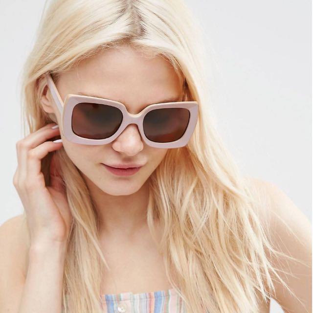 Brand New ASOS Oversized Sunglasses