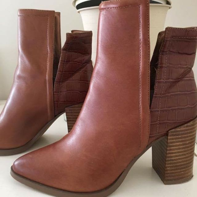 Brand New Boots By Frank