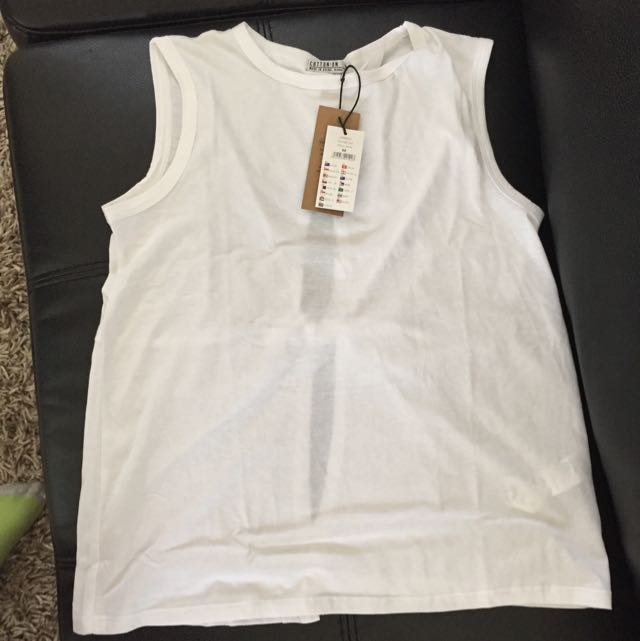 Brand New Cotton On Singlet