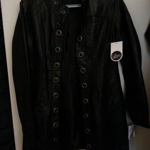 Brand New Leather Jacket For Sale