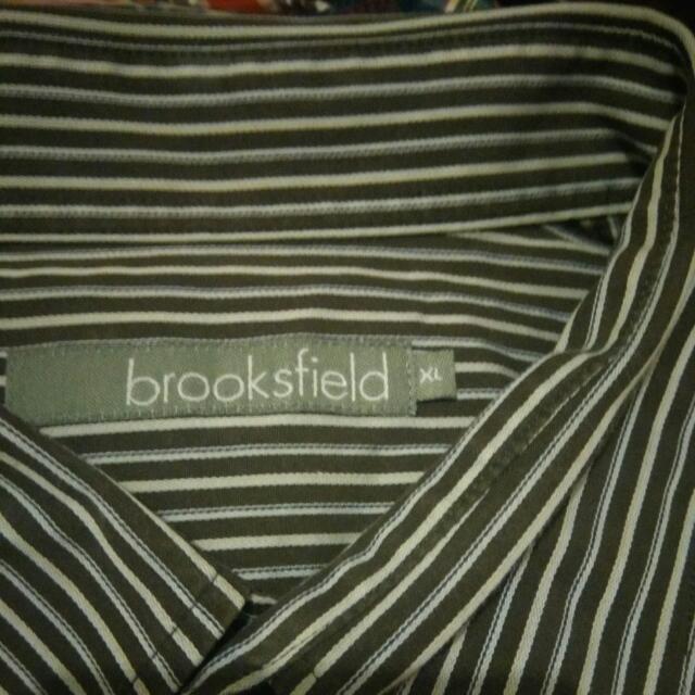 Brooksfield Mens Shirt