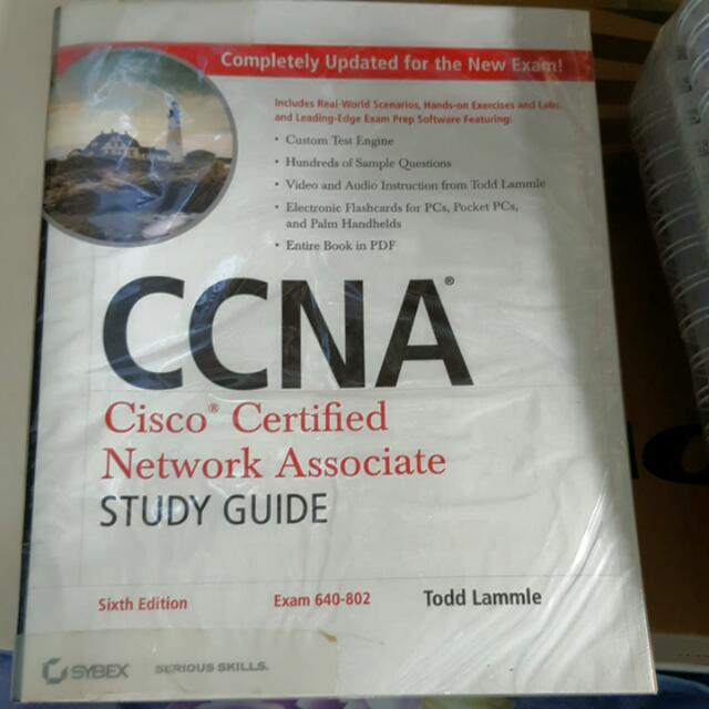 CCNA STUDY GUIDE by Todd Lammle