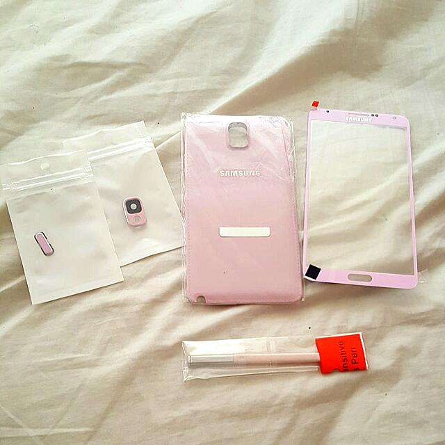 Convert Note 3 To Pink!