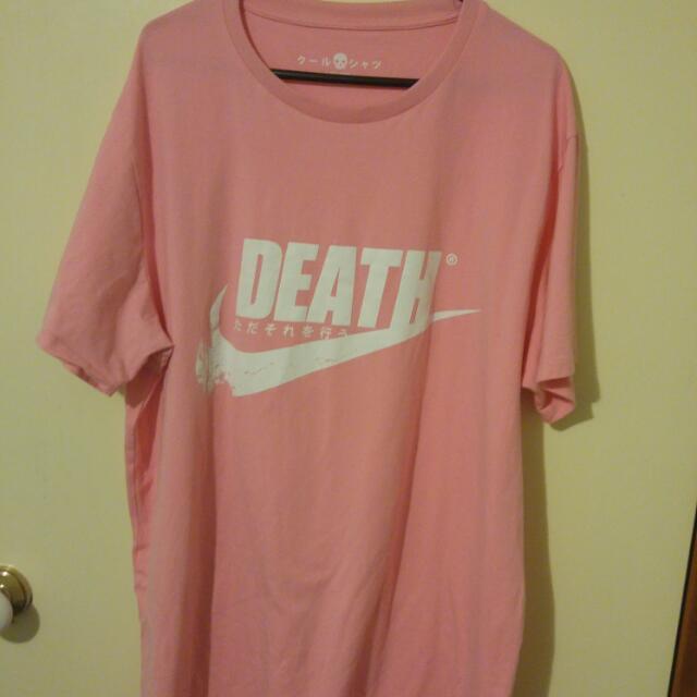 Death Tall Tee XXL