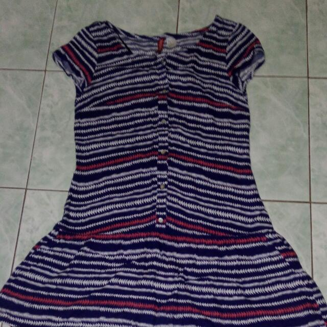 Repriced Divided Dress