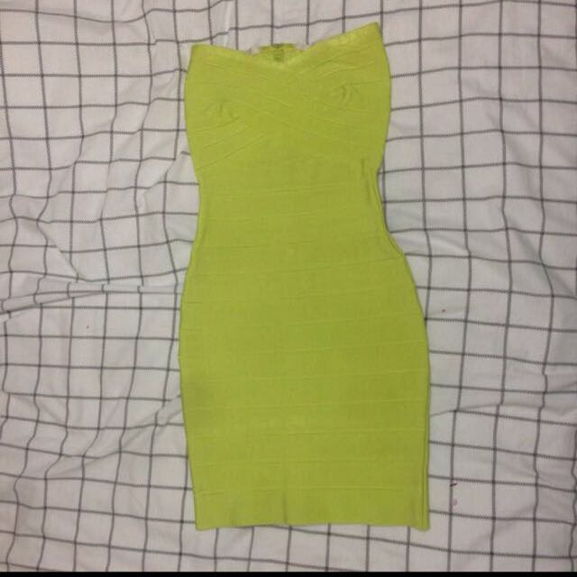 Genuine Bandage Dress Size S