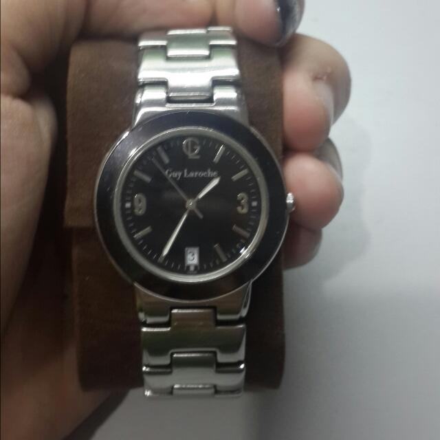 Guy Laroche Vintage Watch (Unisex)