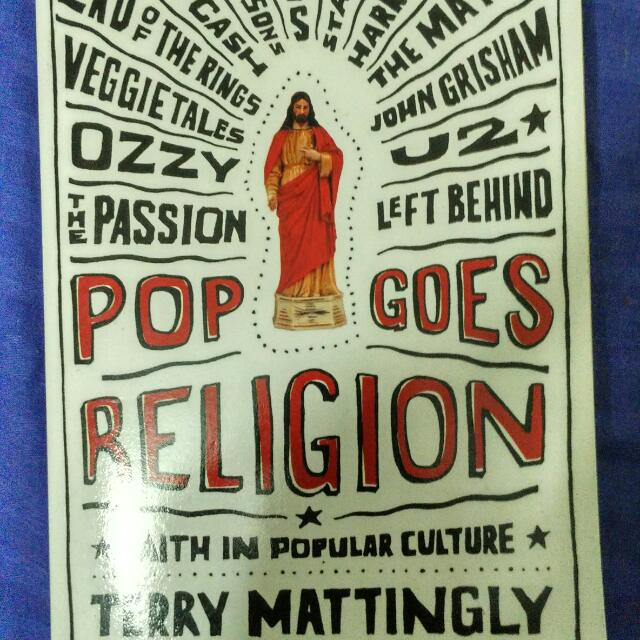 Interesting Religion & Business Book Combo