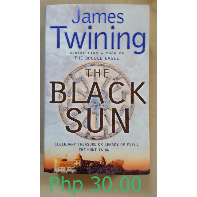 James Twining - The Black Sun