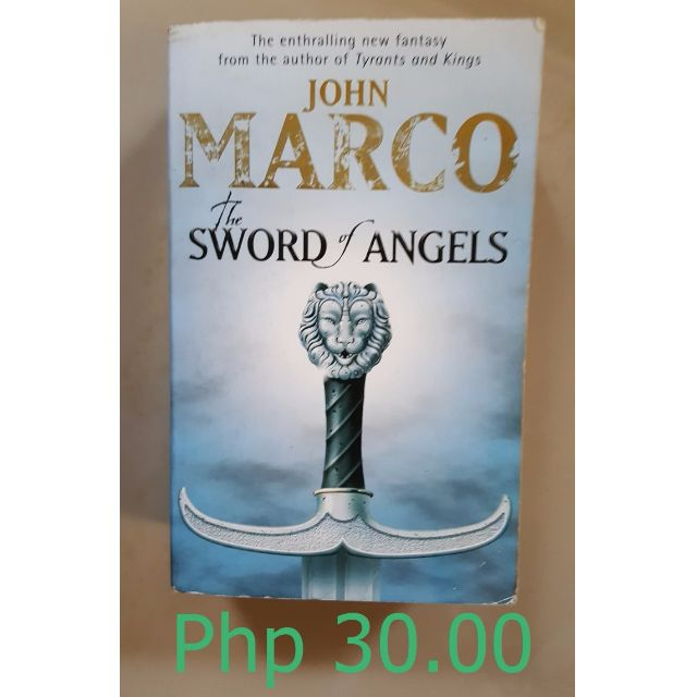 John Marco - The Sword of Angels