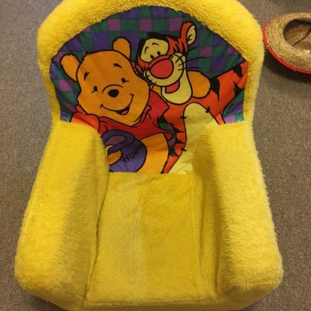 Kids Poor Bear Chair