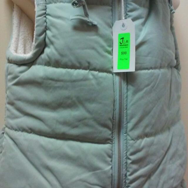 Korean Winter Vest