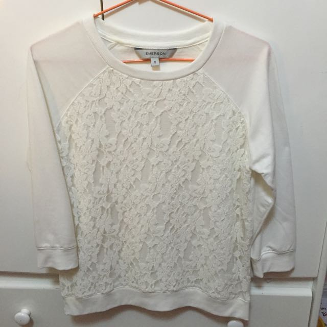 Laced Long Sleeve