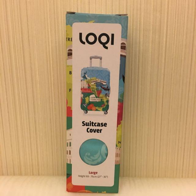 LOQI 行李箱外套(義大利L號)