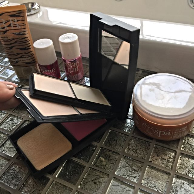 Makeup And Body Butter