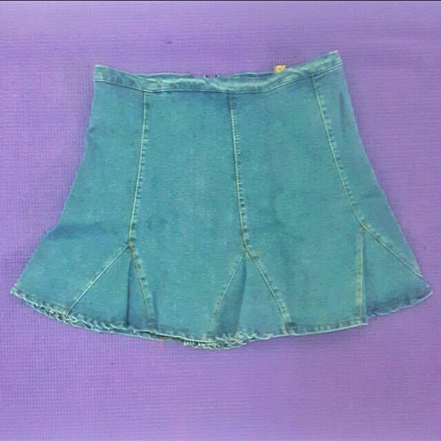 Mini Skirt / Skort