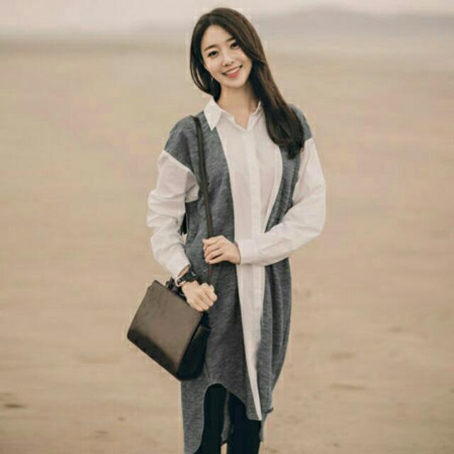 4200 Koleksi Model Baju Blus Korea Terbaru HD Terbaru