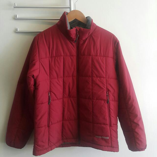 Mont Bell Down Jacket