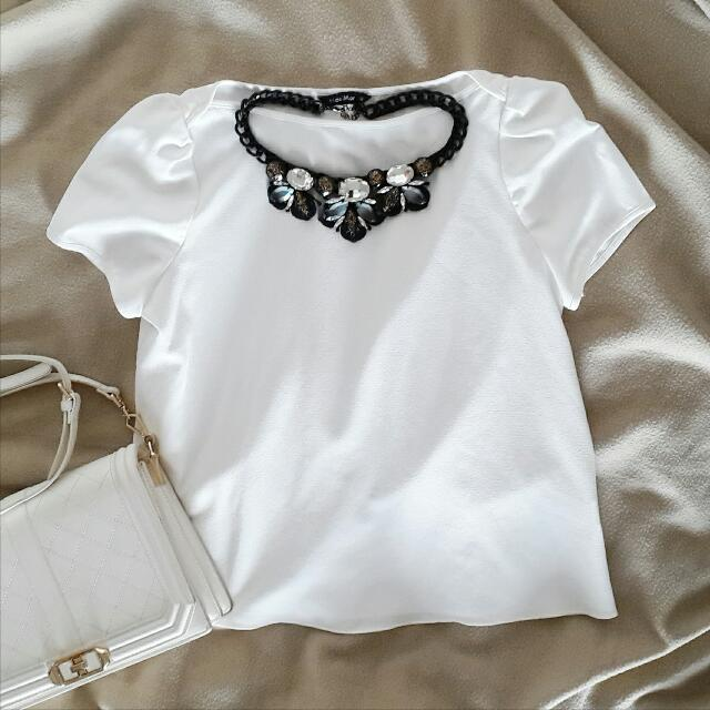Neu Mor - White Shirt