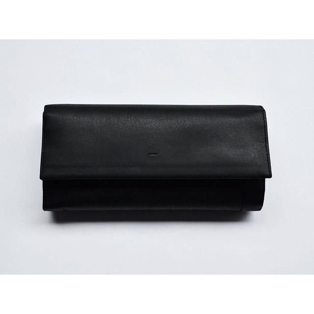 Noize Atelier 黑色長夾 斜背包 兩用