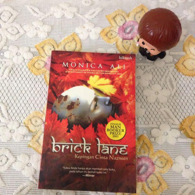 Novel Brick Lane By Monica Ali