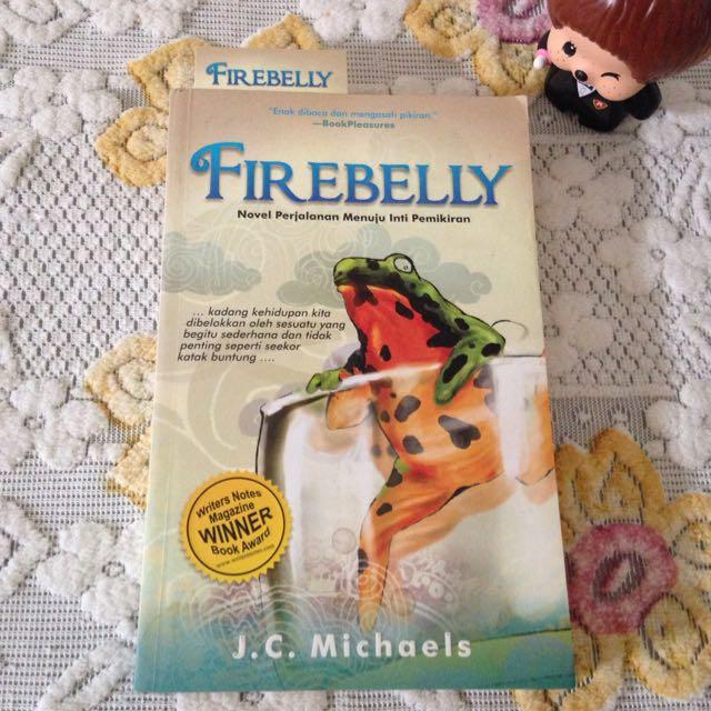 Novel Firebelly By J.C Michaels
