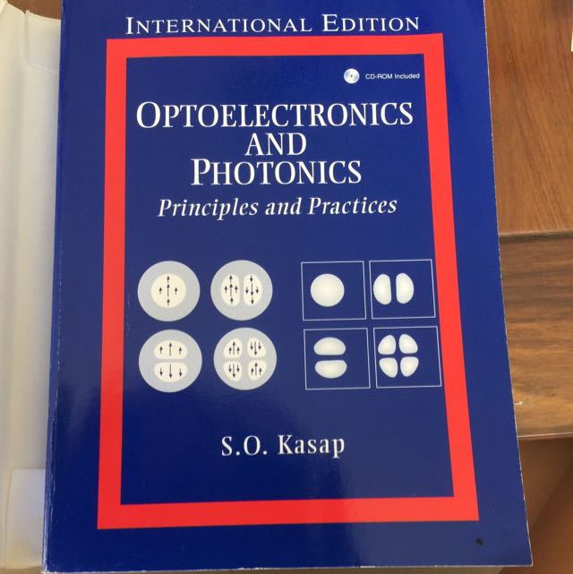 optoelectronics and photonics principles and practices