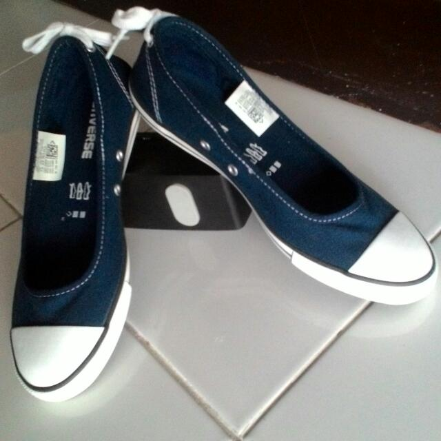 Original Converse All Star Ballerina Flat (royal blue)