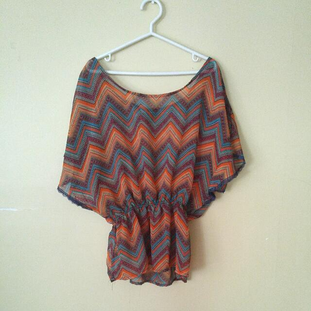 Patterned SWS top