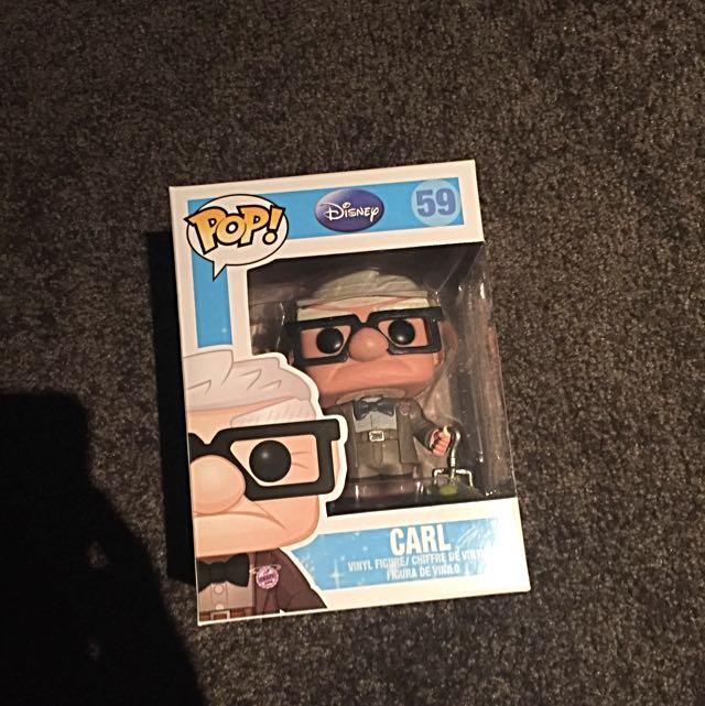 POP! By Funko - Carl (Disney)