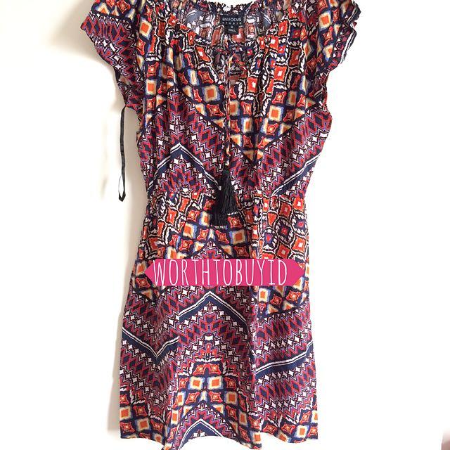Sabrina Boho Dress