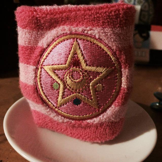 Sailor moon Wristband