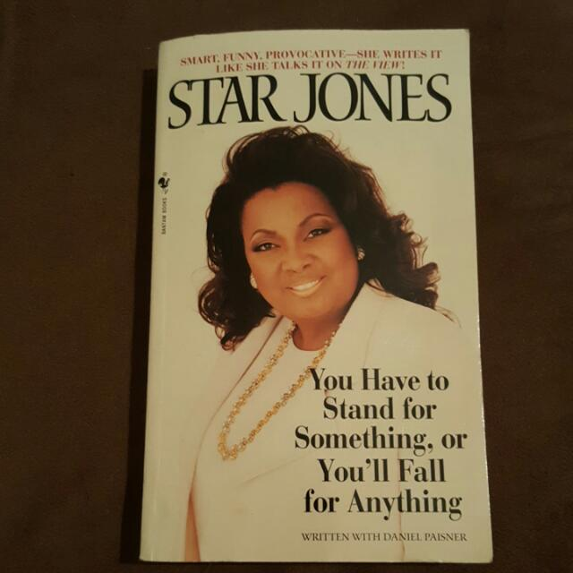Star Jones Book