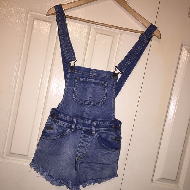Supre Denim Roady Dungaree | Size 6
