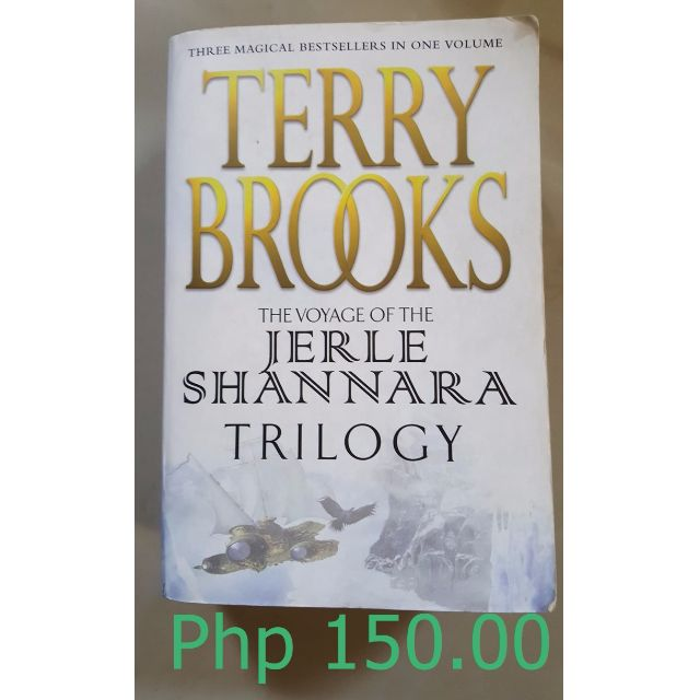 Terry Brooks - The Voyage of the Jerle Shannara Trilogy