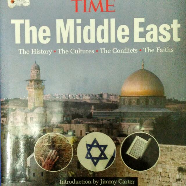 The Middle East By TIME