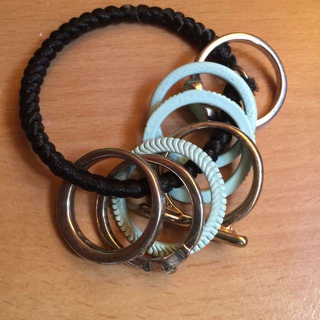 Tosca Ring Sets