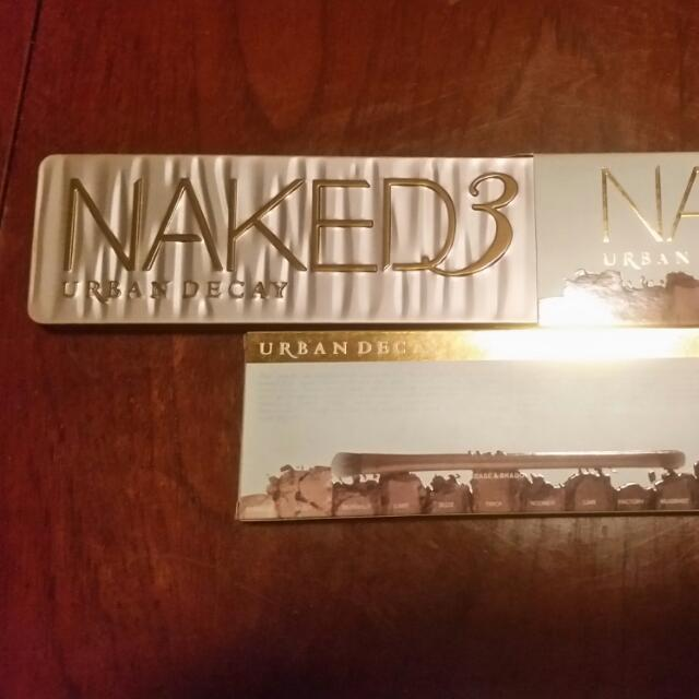 Urban decay naked 3 (Replica)