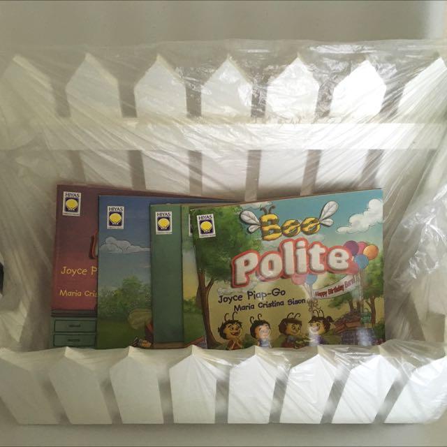 White Picket Fence Organizer Basket Book Shelf Storage For Baby Kids Nursery Decor Plants Box