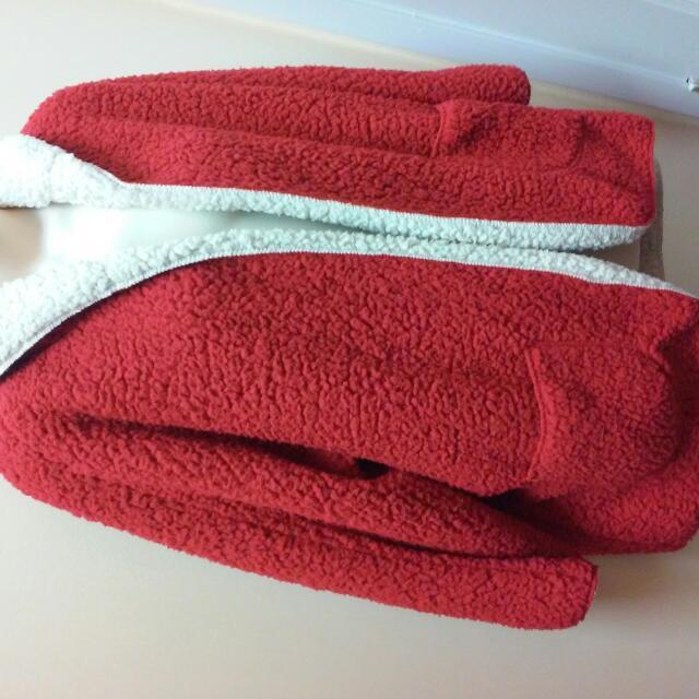 Wool Reversible Sweater