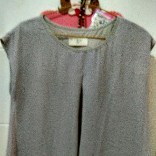 X.S.M.L Purple Soft Shirt