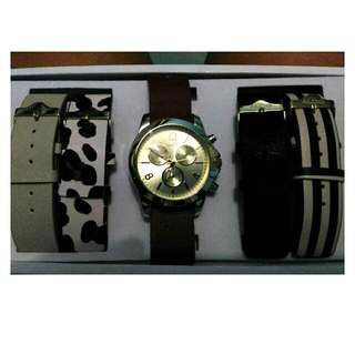 Aldo Watch (Interchangeable Straps)