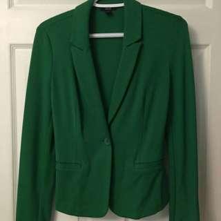 Green Jacob Blazer