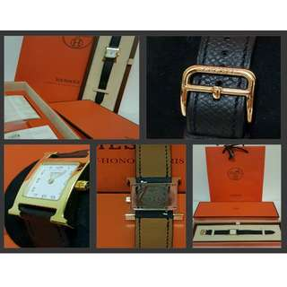Authentic - Hermes Heure H PM watch