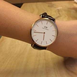 Daniel Wellington 40mm Dw手錶