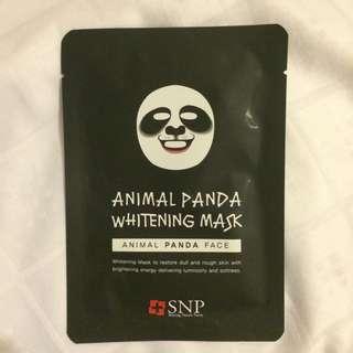 Korean Animal Face Mask